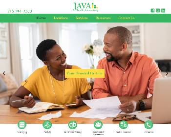 Java Tax and Accounting